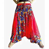 Женские штаны с мотней