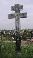 Крест на могилу К-100