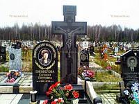 Крест на могилу К-102