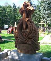 Крест на могилу К-104