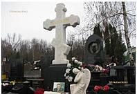 Крест на могилу К-106