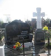Крест на могилу К-108