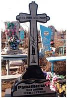Крест на могилу К-113