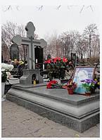 Крест на могилу К-115