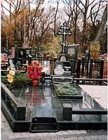 Крест на могилу К-117