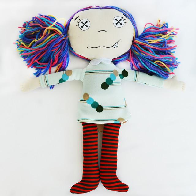 Кукла Монро