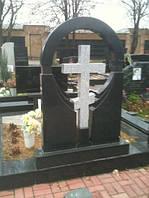 Крест на могилу К-136