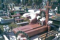 Крест на могилу К-141