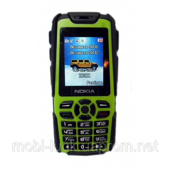 Nokia LandRover M8 2SIM. Противоударный качественный телефон