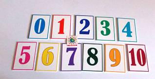Наборы магнитов с цифрами и знаками