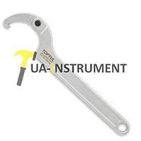 Ключ шарнирный для круглых шлицевых гаек TOPTUL 13-35мм AEEX1A35