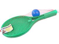 Ракетка большая (две рак.+мяч) (Ракетка тенисна бол. (25))