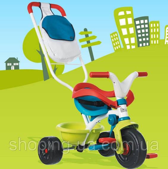 Велосипед трехколесный Be Move Confort Smoby 444246