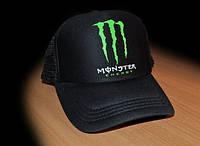 Кепка Monster Energy black