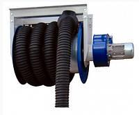Вентиляционый механический  барабан с вентилятором AR 75/10 COMP+ Filcar Италия