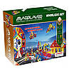 Дитячий конструктор MagPlayer 166 од. (MPA-166) (MPA-166)
