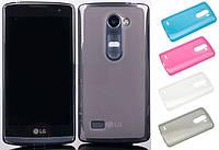 Силиконовый чехол для LG L Fino Dual D295