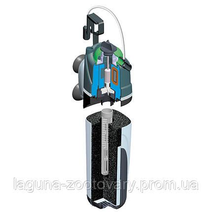 ФАН МИНИ, Внутренний фильтр  для аквариума  30 - 60л, 4,2Вт, фото 2