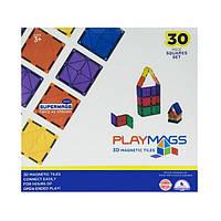 Конструктор Playmags магнітний набір 30 ел. PM154 (PM154)
