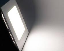 Встраиваемый Down Light светодиодный потолочные светильник 6 Вт (квадрат 120 мм)