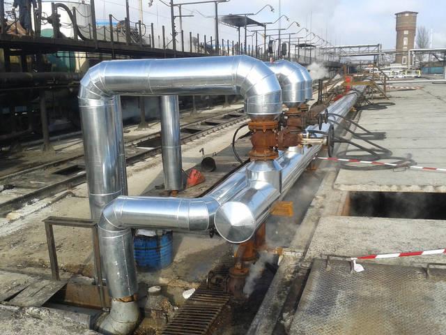 Изоляция трубопроводов 2