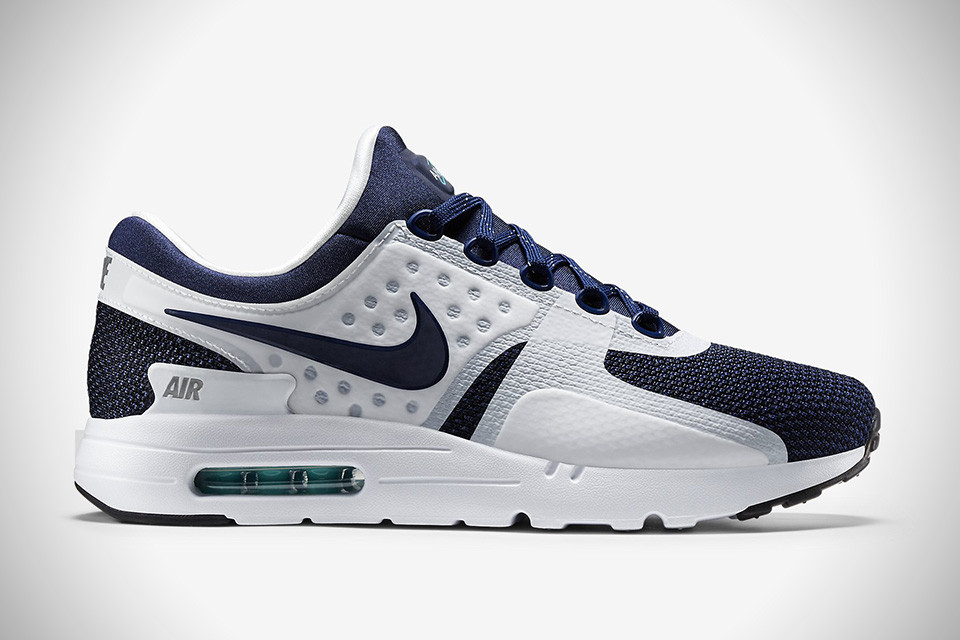 Кроссовки Nike Air Max Zero Dark Blue