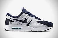 Кроссовки Nike Air Max Zero Dark Blue , фото 1