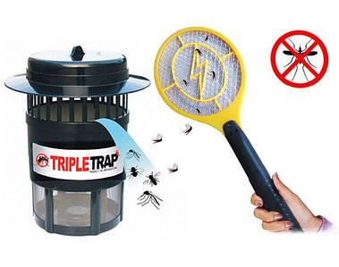 Уничтожители ловушки для летающих насекомых