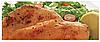Замороженное рыбное филе для бургеров