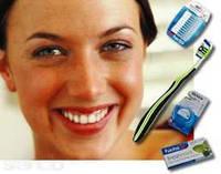 Запасные блоки для зубных щеток