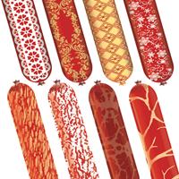 Услуги печати и гофрации колбасных оболочек