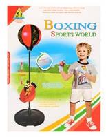 Набор для бокса на стойке Boxing JB9031E