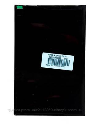 Дисплей (LCD) Asus ME173X/ME175/ME372CG/MEMO Pad HD7 (K00B) (p/n: N070ICN-GB1 IPS) , фото 2