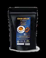 Кава в зернах Grano Dorado Brazil Santos 500 г, фото 1