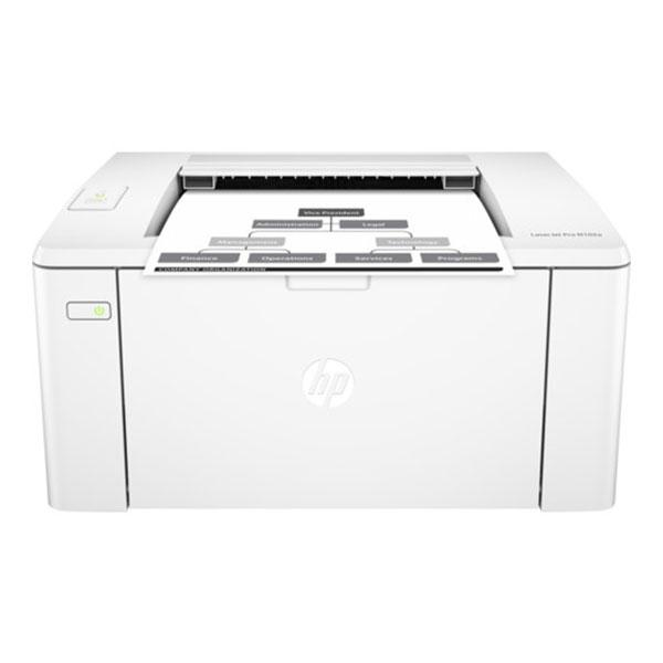Принтер (лазерний) HP LaserJet Pro M102w White