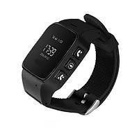 Смарт-годинник дорослий Smart GPS Watch D99 Black (з можливістю здійснення дзвінків) (GPS Watch D99 Black)