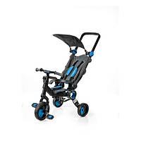 Триколісний велосипед Galileo Strollcycle Black синій GB-1002-B (GB-1002-B)