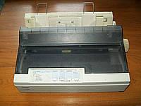 Матричный принтер Epson LX-300+II бу