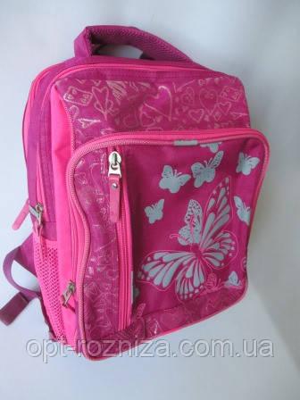 Красивые рюкзаки для девочек в школу.
