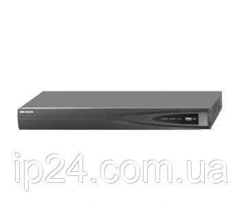 Hikvision DS-7604NI-K1/4P 4-канальный NVR c PoE коммутатором на 4 порта