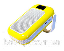 Радиоприемник-колонка с bluetooth NEEKA NK-BT09
