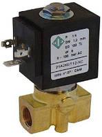 Клапан G 1/4″ (21A2KR15(30)) прямого действия, нормально закрытый, ODE