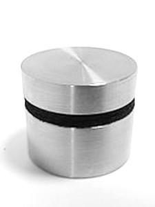 """""""ODF-06-16-01-L20"""" Коннектор круглый d40; с дистанцией 20 мм, под ключ; М10"""