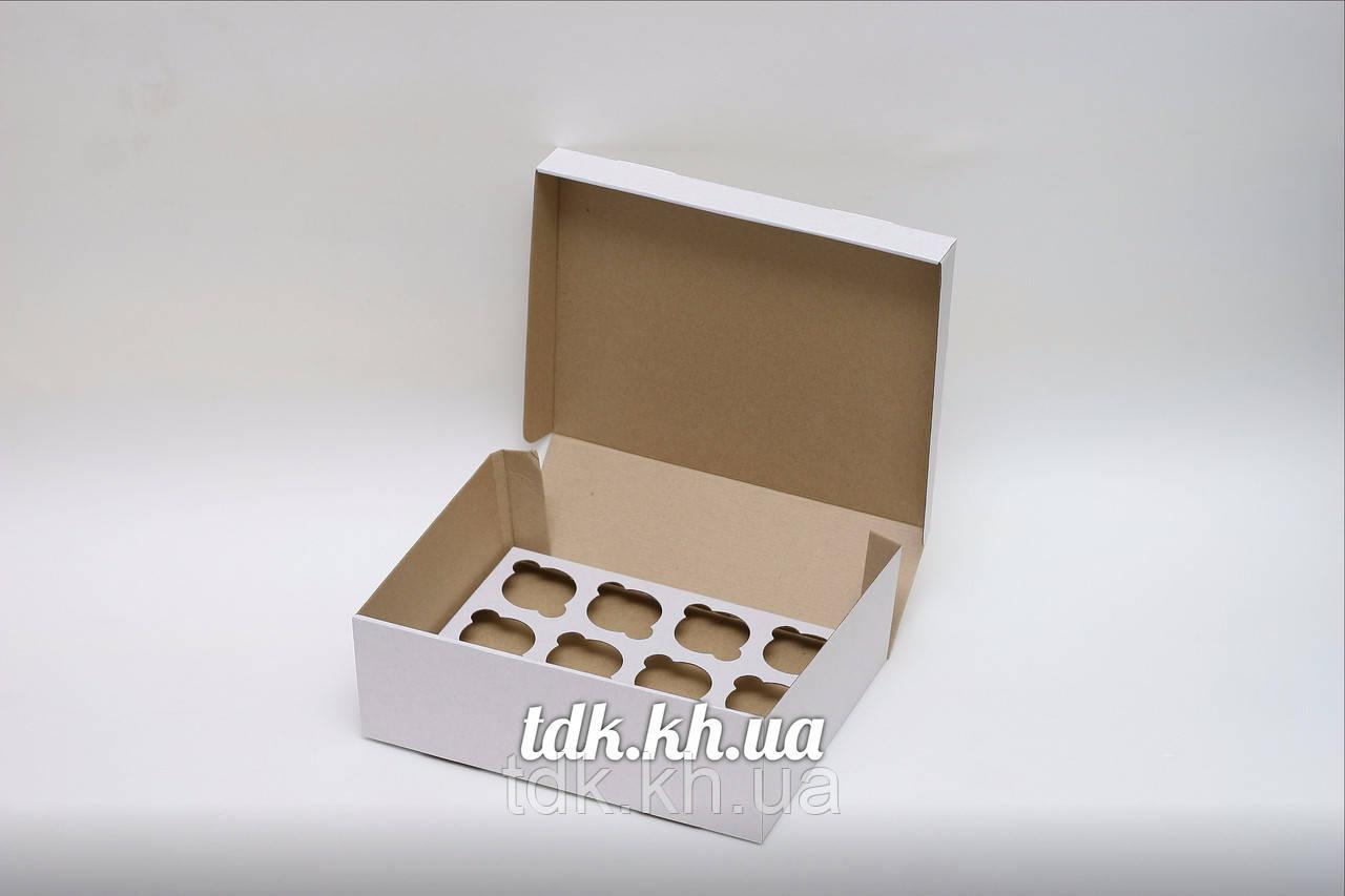 Упаковка для 12 кексов 330х255х110