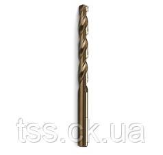 Сверло по металлу P18 1,0 мм КОБАЛЬТ DIN338