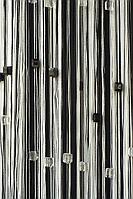 Шторы нити стеклярус квадрат