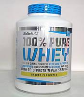 Протеин изолят 100% Pure Whey Biotech 2270g