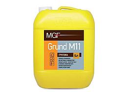 Грунтовка глубокого проникновения Mgf Grund M11 5л