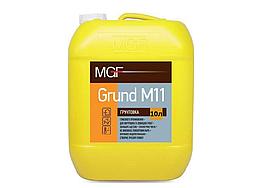 Грунтовка глубокого проникновения Mgf Grund M11 10л