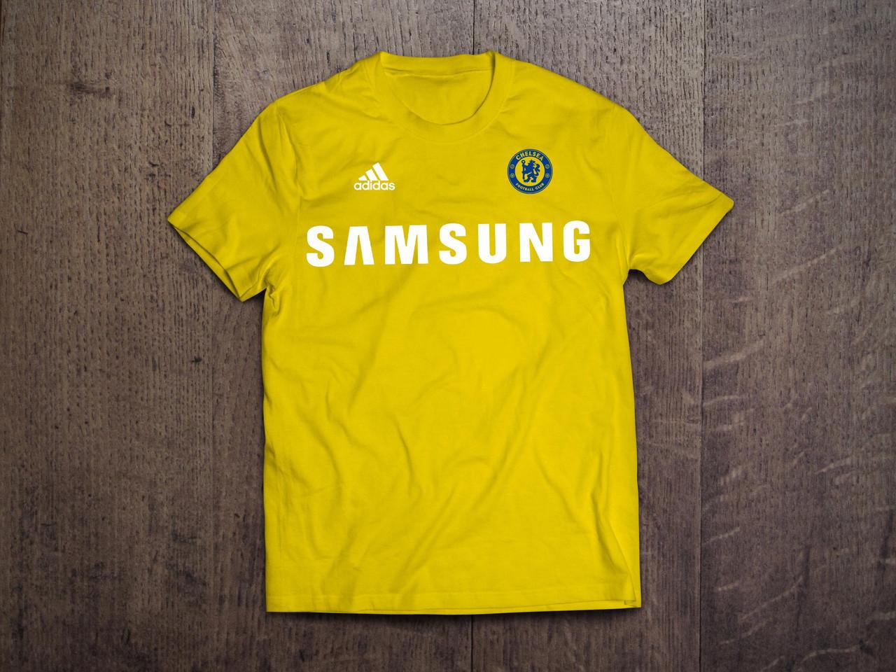 Клубная футболка Челси
